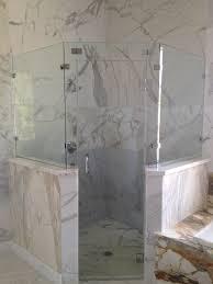 Custom Line Shower Doors by Framelessshowerglassdoors Com