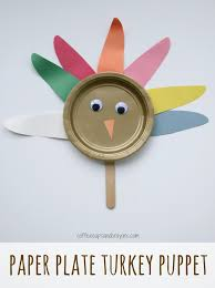 turkey plate craft paper plate turkey craft coffee cups and crayons