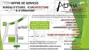 bureau d ude ouvrage d freha 24 bureau d études d architecture vous offre ses