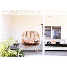 the lucy love seat hanging chair by byron bay hanging chairs