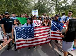 Military Flag Order Pentagon Trump Order To End Daca Raises Issues For Military