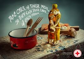 cuisine ad cross print advert by mullenlowe cooking ads of the