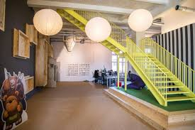 creative office space ideas new ideas need space u2013 wooga