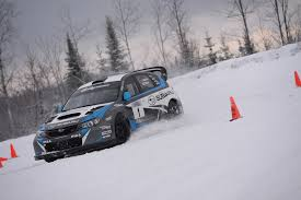 subaru rally first slide 2014 subaru wrx sti rally america race car motor trend