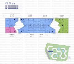 Interlace Floor Plan by Floor Plans Jumeirah Village Triangle View Plan Arafen