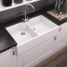 Ceramic Kitchen Sinks Basins - Double ceramic kitchen sink