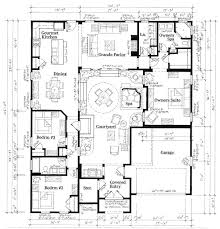 floor plan single family home home plan