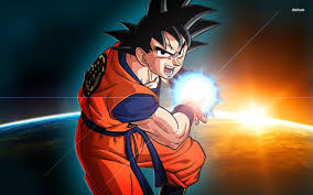 dragon ball goku wallpapers wallpapersafari