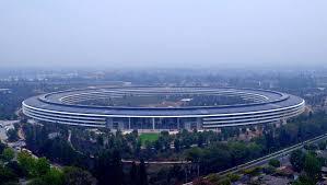 apple siege apple au siège californien les employés se cognent contre les vitres