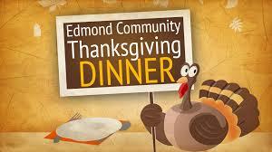 edmond community thanksgiving dinner new covenant