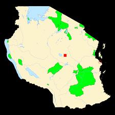 Tanzania Map Tanzania U0027s Interactive Map