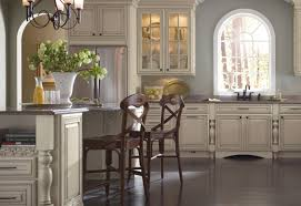 Semi Custom Cabinets For Kitchens  Bathrooms Schrock - Kitchen cabinets milwaukee