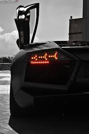 lamborghini aventador rear lights lamborghini reventon light car non c è modo