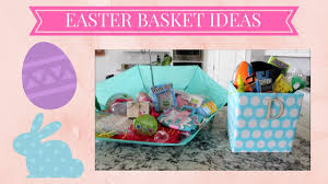 Homemade Easter Baskets by Easter Basket Ideas Diy Easter Baskets Youtube