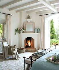 modern fireplace with brick mantel designs tv bedroom design ideas