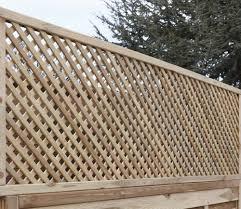 lilleshall lattice trellis 1 83m x 0 6m from grange gardensite co uk