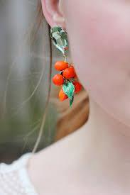 earrings diy diy discount dolce gabbana fruit earrings homemadebanana