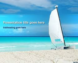 free vacations powerpoint templates