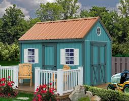 best barns 8 ft x 12 ft shed kit wood shed kit with loft storage