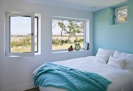 relaxing blue relaxing bedroom colors for your interior