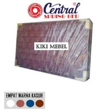 central spring bed deluxe matras merah 90x200 u2013 free ongkir
