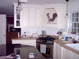 Walnut Shaker Kitchen Cabinets Kitchen Antique White Kitchen Cabinets 10 Wide Plank Walnut