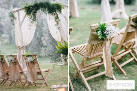 country chic wedding 9 beautiful wedding ideas for a rustic chic country outdoor