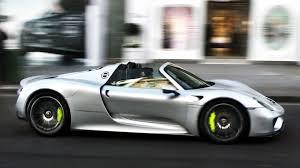 Porsche 918 Modified - supercars in london april 2015 lexus lfa porsche 918