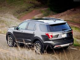 Ford Explorer Body Styles - ford explorer 2016 pictures information u0026 specs