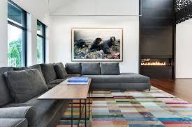 Gray Couch In Living Room Dark Sofa Living Room Designs Centerfieldbar Com