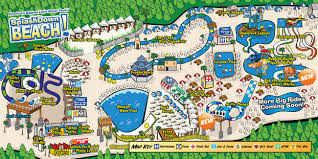 St Andrews State Park Map by Splashdown Beach Park Map Hudson Valley Fun Pinterest Hudson