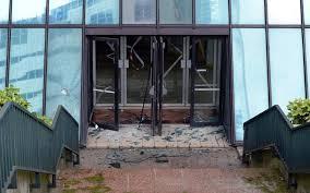 siege de la cgt montreuil le siège de la cgt vandalisé le parisien