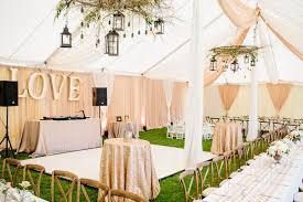 Vintage Backyard Wedding Ideas Danielle Glamorous Vintage Backyard Wedding High Five