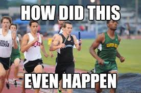 Track And Field Memes - indoor track fusco s room