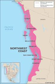 Map Of Oregon Coastline by Linguist List Fund Drive 2014