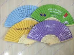 custom hand fans no minimum print your design across fan face print paper fans personalised