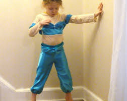 Toddler Princess Halloween Costumes Jasmine Costume Etsy