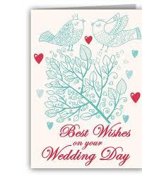 wedding greeting romancing birds wedding greeting card giftsmate