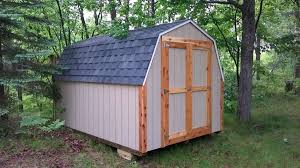Gambrel Pole Barn by Upper Peninsula Premium Pole Buildings U0026 Storage Sheds