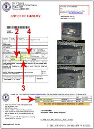 traffic light camera ticket red light ticket violation www lightneasy net