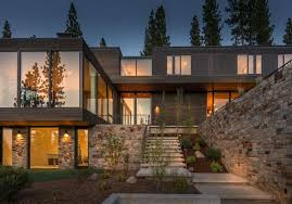 here quality and popular home design sites wow pictures image of modern sloping block house design with three storey floor plan home