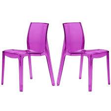 chaise violette chaise violette henderson wire pro