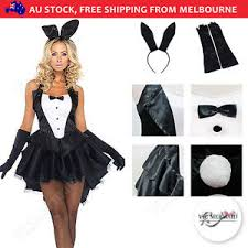 Halloween Costumes Playboy Bunny Playboy Bunny Costume Women Fancy Dress Party