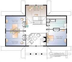 rustic cabin floor plans house plan w2913 detail from drummondhouseplans