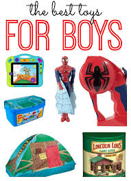 best toys for boys my and