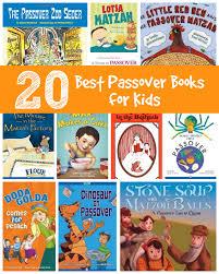 20 best passover children s books