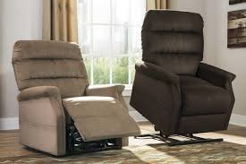 chair elevating recliner chair power lift recliners near me lift
