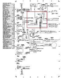 1989 jeep wrangler wiring diagram jeep wiring diagram schematic
