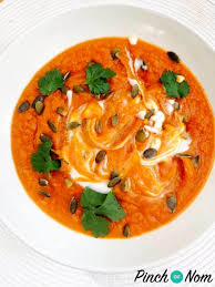 syn free curried butternut squash soup slimming world pinch of nom