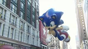 thanksgiving 1993 macy u0027s thanksgiving parade 2011 the new sonic the hedgehog